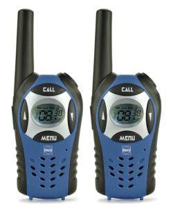 Walkie Talkie Test - Busch 2656 - X-500 Profi Talkie