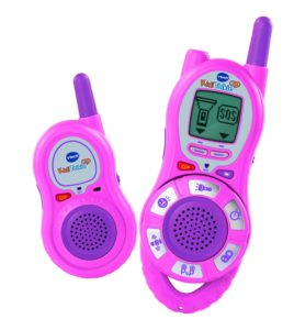 Kinder Walkie Talkie - VTech 80-154354 - Kidi Walkie Talkie 6-in-1, pink