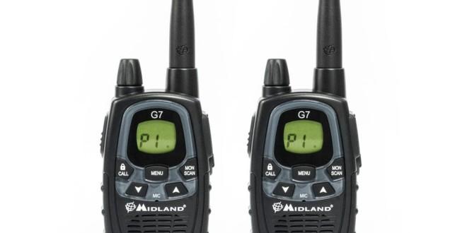 midland walkie talkie mit professionalit t punkten. Black Bedroom Furniture Sets. Home Design Ideas