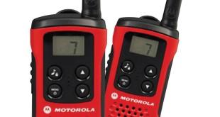 Motorola Walkie Talkie - Motorola TLKR T40 PMR Funkgerät mit LC-Display