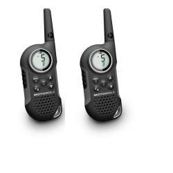 Motorola Walkie Talkie - Motorola PMR Twinpack TLKR T6 Funkgerät (Reichweite bis zu 8 km)