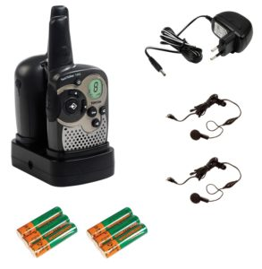 Walkie Talkie mit Headset