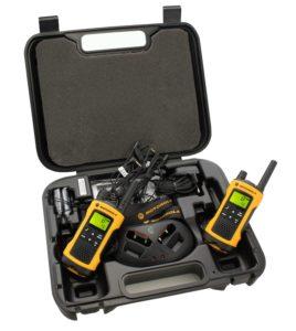 Walki Talki Test - Motorola TLKR T80 Extreme PMR Funkgerät nach IPx4