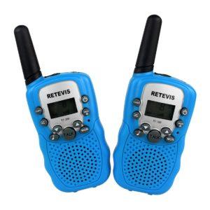Walky Talky Test - Retevis RT-388 Funkgeräte für Kinder UHF