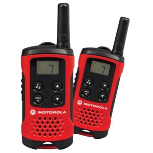 Kinder walki talki Motorola TLKR T40 PMR Funkgerät mit LC-Display, Walki Talki Kinder