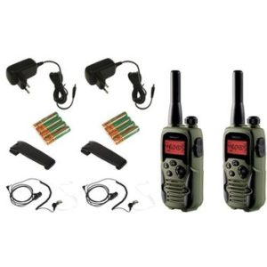 Walkie Talkie Headset - Topcom PMR Twintalker 9500 Airsoft Edition Funkgerät